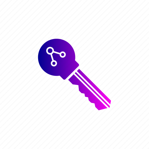 access, bitcoin, cryptography, encryption, key, network, secure icon
