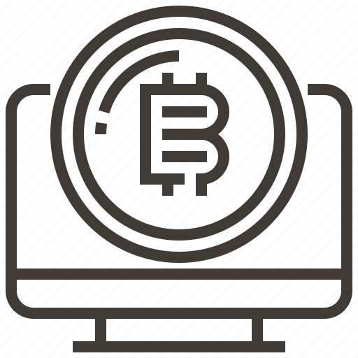 banking, bitcoin, cash, currency, finance, money icon