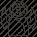 currency, bitcoin, money, finance, cash