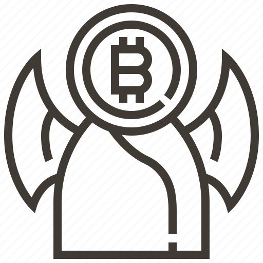 Bitcoin, currency, money, cash, finance icon - Download on Iconfinder
