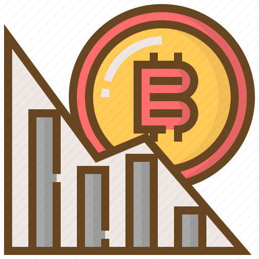 banking, bitcoin, coin, currency, finance, graph, money icon