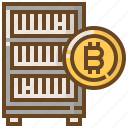 banking, bitcoin, currency, finance, money, coin, server