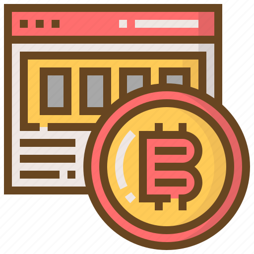 banking, bitcoin, coin, currency, finance, internet, money icon