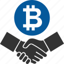 invest, trust, bitcoin, coin, cryptocurrency, deal