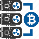 hardware, minig, bitcoin, coin, cryptocurrency