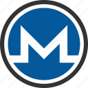 monero, bitcoin, coin, cryptocurrency