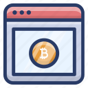 bitcoin account, bitcoin login, online bitcoin, online bitcoin business, online bitcoin website, online cryptocurrency icon