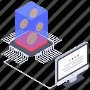 bitcoin network, bitcoin processor, bitcoin technology, blockchain, digital money