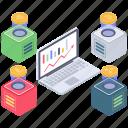 bitcoin analytics, bitcoin business, bitcoin rate, blockchain analytics, digital money icon