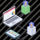 bitcoin analytics, bitcoin network, bitcoin technology, btc, cryptocurrency analytics, digital currency network icon