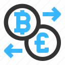 bitcoin, cryptocurrency, exchange, conversion, euro