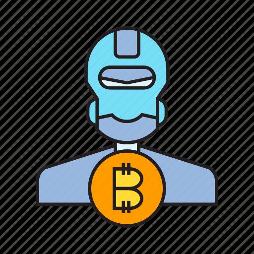 bitcoin robot