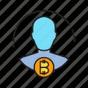 backer, bitcoin, buyer, cryptocurrency, financier, invester, shareholder