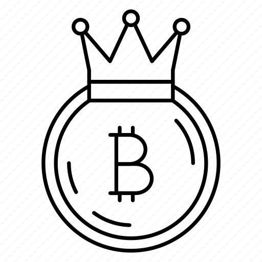 coin, crown, currnecy, king, money icon