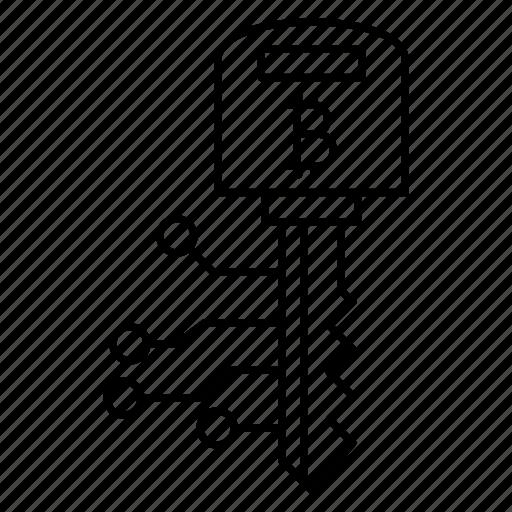 access, computing, key, passward, success icon