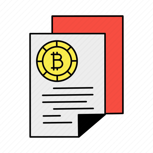 bitcoin, crypto, cryptocurrency, digital currency icon