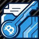 cryptocurrency, encrypt, encryption, security icon