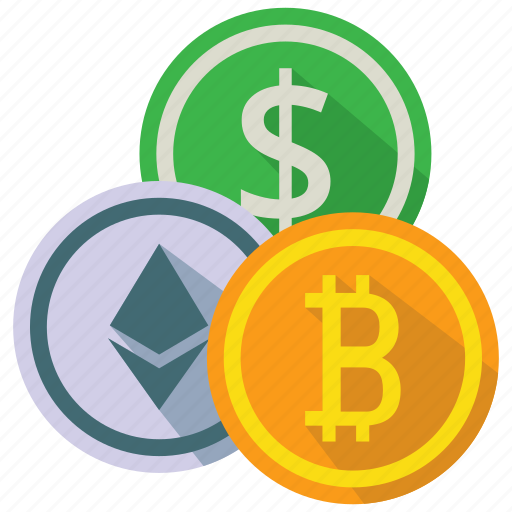 coin, coins, cryptocurrency, digital currency, finance, investment, money icon