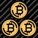 arrow, bitcoin, business, currency, dollar, exchange, finance