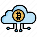 bitcoin, bitcoins, business, cryptocurrency, exchange, finance, money icon