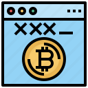 bolt, database, interface, locked, protection, security, symbol icon