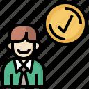 business, communication, communications, consensus, finance, speech, talking icon