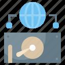 card, electronic, electronics, graphic, hardware, multimedia, technology icon