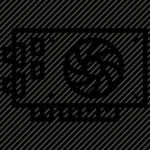Data, disk, electronics, hard, outlined, storage icon - Download on Iconfinder