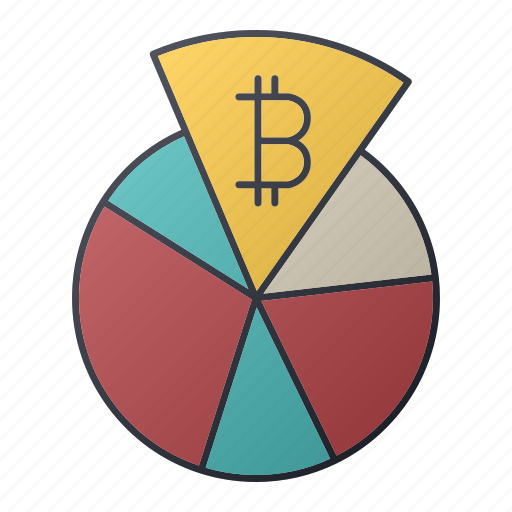 bitcoin, business, chart, money, report, seo, statistics icon