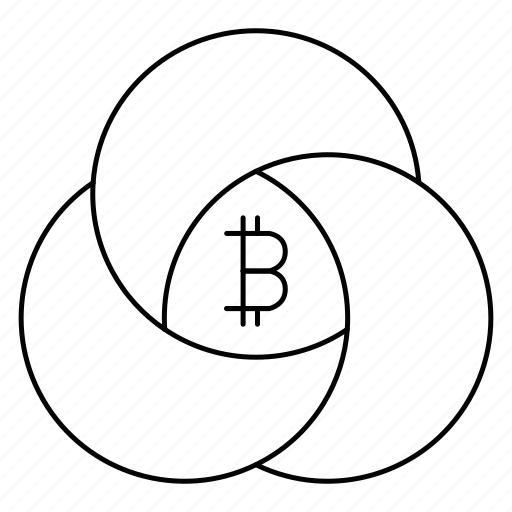 bitcoin, business, chart, graph, report, statistics icon