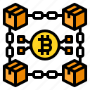 blockchain, bitcoin, cryptocurrency, encrypted, currency