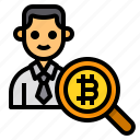 investment, bitcoin, cryptocurrency, digital, currency, reserch