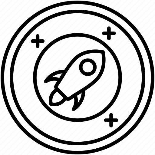 Cryptocurrency, decentralized money, digital currency, stellar, xlm blockchain icon - Download on Iconfinder