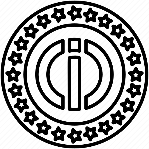 alternative currency, cryptocurrency, digital currency, icoin, transaction protocol icon