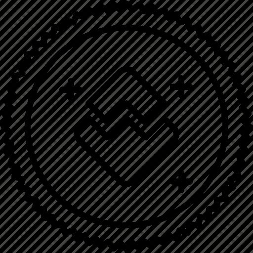 Ardor, ardor crypto, ardor cryptocurrency, ardor service platform, blockchain technology icon - Download on Iconfinder