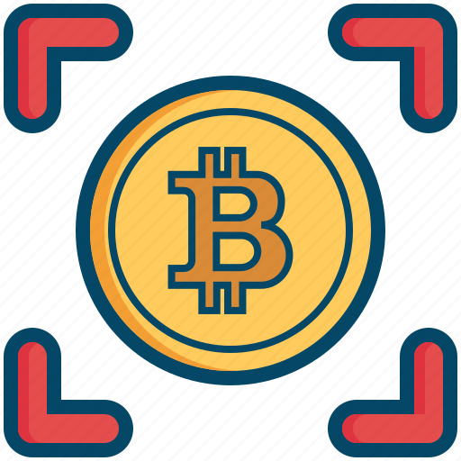 bitcoin, bitcoins, coin icon