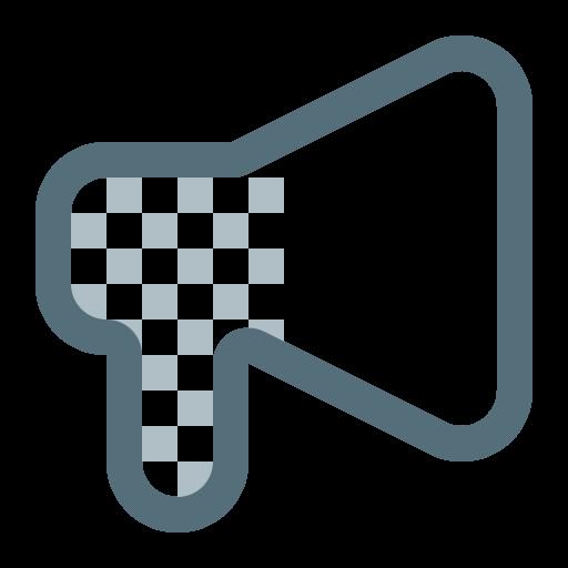 announcement, communication, loud, loudspeaker, megaphone, speaker, talk icon