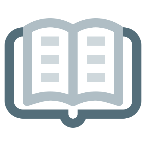 book, education, knowledge, learning, library, reading, study icon