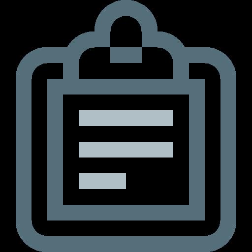 Clipboard, analysis, chart, checklist, data, list, report icon - Free download