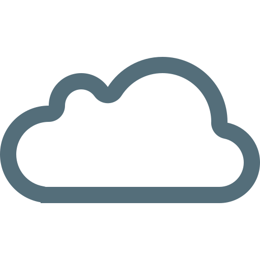 cloud, clouds, cloudy, forecast, network, storage, weather icon