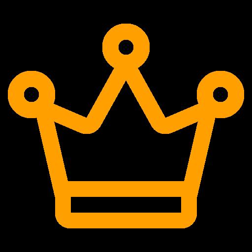 award, chess, crown, king, prize, reward, trophy icon