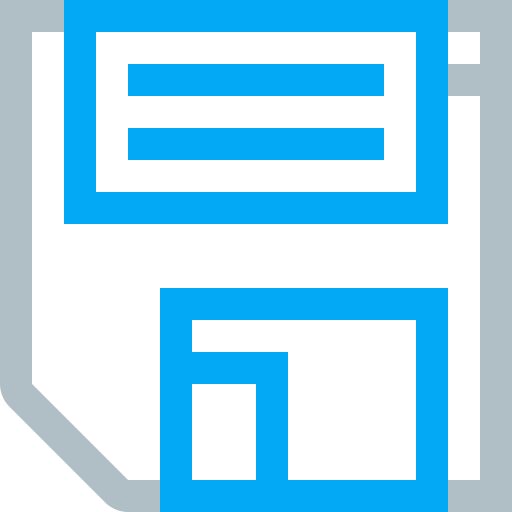 data, disk, diskette, drive, floppy, guardar, save, storage icon