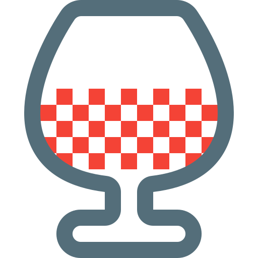 Alcohol, drink, glass, wine, beverage icon - Free download