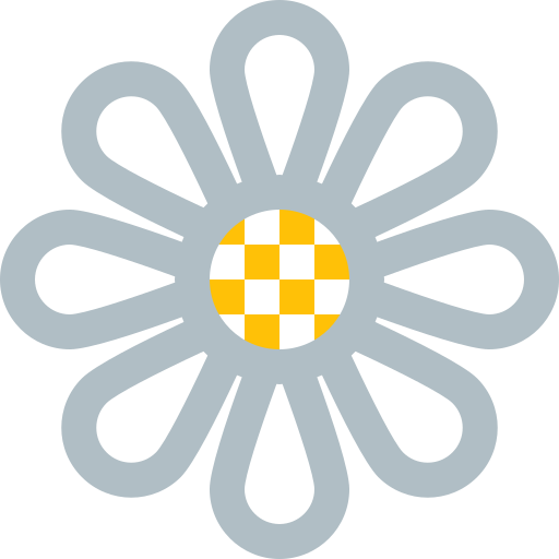 daisy, floral, flower, flowers, leaf, nature, plant icon