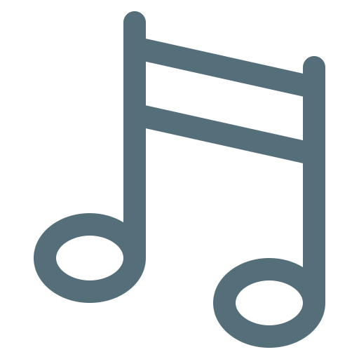 audio, composing, instrument, music, note, play icon