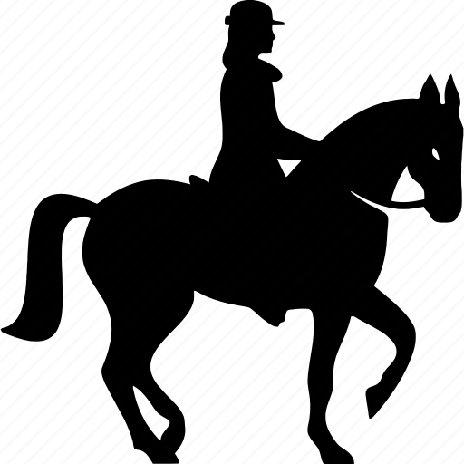 exercise, horse, horserider, race, ride, riding, sport icon