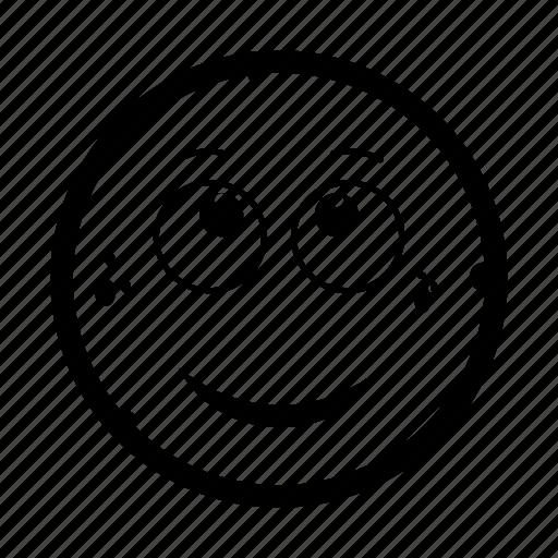 emoji, emoticon, emotion, face, smile, smiley icon