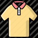 polo, shirt, clothes, fashion