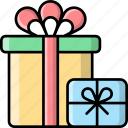 gifts, presents, surprise