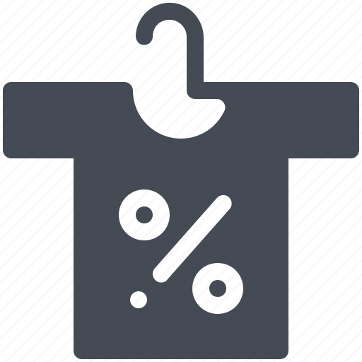 Black friday, clothing, discounts, fashion, sale, shopping, tshirt icon - Download on Iconfinder